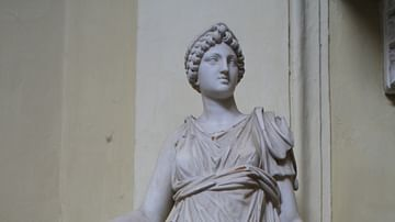 Hygieia, the Goddess of Health