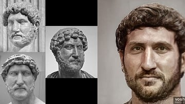 Hadrian (Facial Reconstruction)
