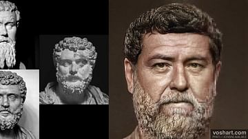 Didius Julianus (Facial Reconstruction)