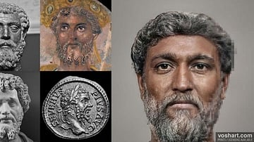 Septimius Severus (Facial Reconstruction)