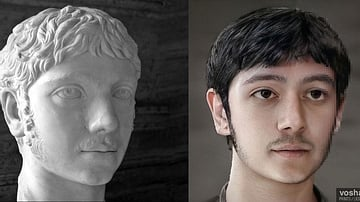 Elagabalus (Facial Reconstruction)