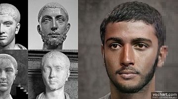 Alexander Severus (Facial Reconstruction)