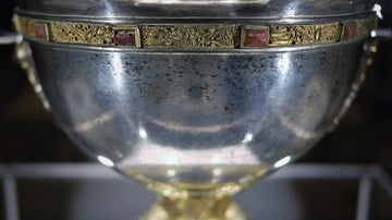 Detail of Derrynaflan Chalice