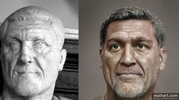Maximinus Thrax (Facial Reconstruction)