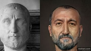 Gordian II (Facial Reconstruction)
