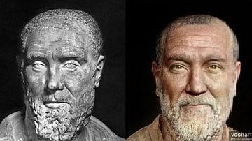 Pupienus (Facial Reconstruction)