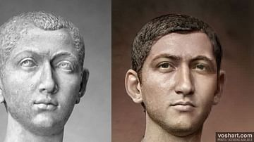 Gordian III (Facial Reconstruction)