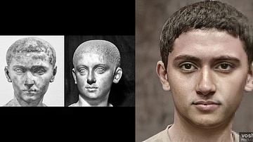 Philip II of Rome (Facial Reconstruction