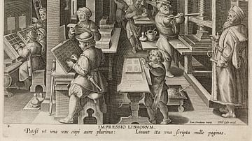 The Printing Revolution in Renaissance Europe