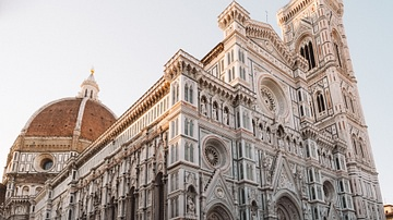 Facade of Florence Cathedral