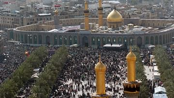 Imam Husayn Shrine, Karbala