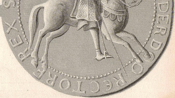 Seal of Alexander I of Scotland