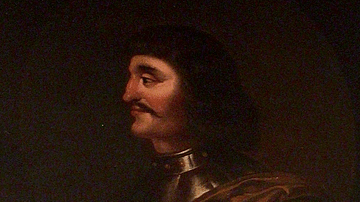 William I of Scotland Portrait