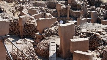 T-shaped Pillars at Göbekli Tepe