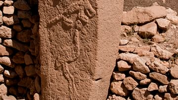 Göbekli Tepe - Layer III, Enclosure A, Pillar 2