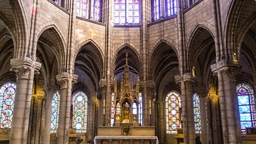 Basilica of Saint-Denis, Main Altar