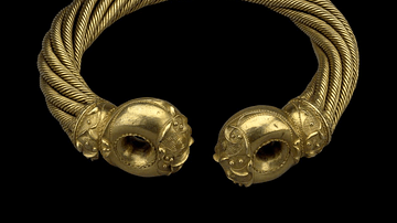 Ancient Celtic Torcs