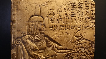 Egyptian Tomb Relief