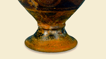 Celtic Pottery Vessel