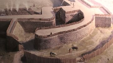 Celtic Oppidum Reconstruction