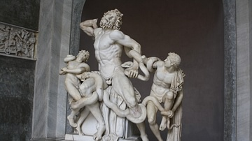 Laocoön: The Suffering of a Trojan Priest & Its Afterlife