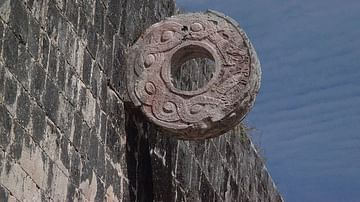 The Ball Game of Mesoamerica
