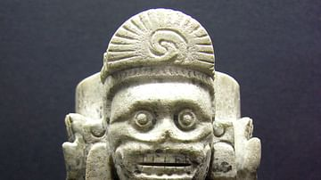Mictlantecuhtli, God of Death