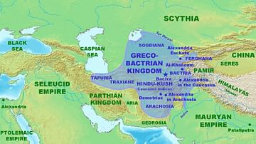 Greco-Bactrian and Indo-Greek Kingdoms in Ancient Texts