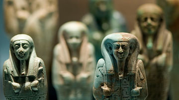 Shabti Dolls: The Workforce in the Afterlife