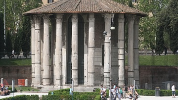 Temple of Vesta/Hercules, Rome
