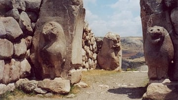 Lion Gate of Hattusa