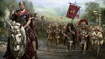 Roman Warfare & Battles