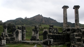 Temple of Artemis at Sardis