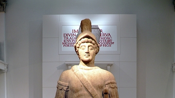 Statue of Mars from York (Eboracum)