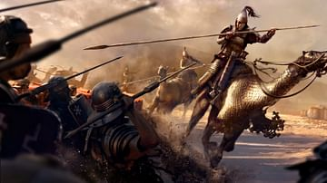 Battle of Carrhae, 53 BCE