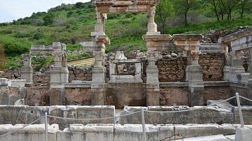 Fountain of Trajan, Ephesus
