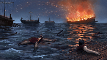 Roman Naval Warfare