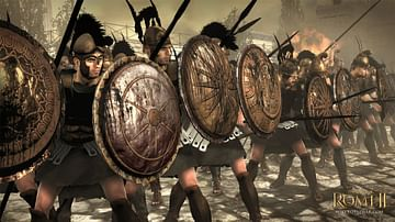 The Greek Phalanx