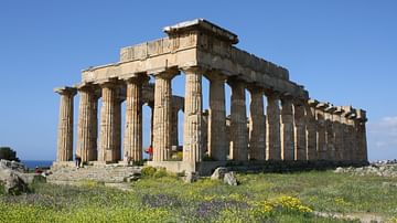 Temple of Hera, Selinus