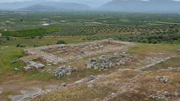 Heraion of Argos, Greece
