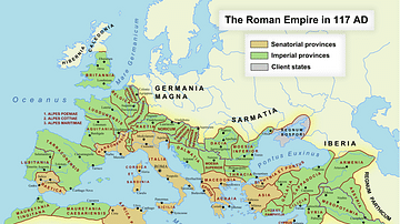 The Extent of the Roman Empire