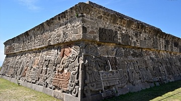 Pyramid  of the Feathered Serpent, Xochicalco