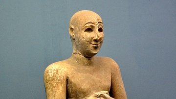 Statue of Lugal-Dalu