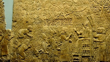 Sennacherib and the Fall of Lachish