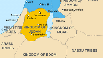 Mesopotamian Effects on Israel During the Iron Age