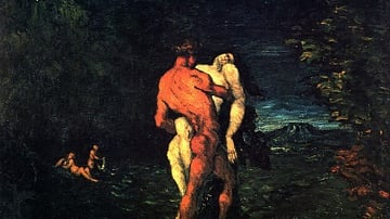 The Abduction (Hercules and Alcestis)