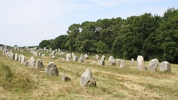 Menhir Alignments, Carnac