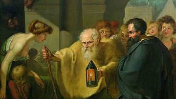 The Life of Diogenes of Sinope in Diogenes Laertius