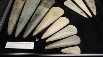 Neolithic Axe Heads