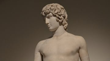 The Antinous Farnese